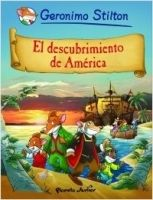 Editorial Planeta, S.A. EL DESCUBRIMIENTO DE AMERICA (GERONIMO STILTON) - STILTON, G... cena od 322 Kč