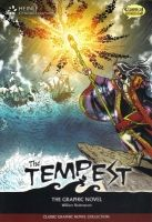 Heinle ELT part of Cengage Lea CLASSICAL COMICS READERS: THE TEMPEST (American English) - S... cena od 270 Kč