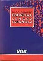 Comercial Grupo ANAYA DICCIONARIO ESENCIAL DE LENGUA ESPANOLA cena od 0 Kč