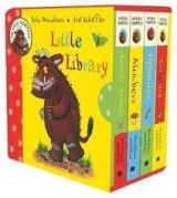 XXL obrazek Pan Macmillan MY FIRST GRUFFALO LITTLE LIBRARY - DONALDSON, J.