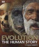 Dorling Kindersley EVOLUTION THE HUMAN STORY - ROBERTS, A. cena od 504 Kč