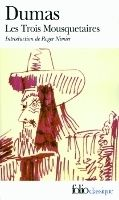 SODIS LES TROIS MOUSQUETAIRES - DUMAS, A. cena od 183 Kč