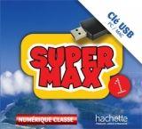 HACH-FLE SUPER MAX 1 MANUEL NUMERIQUE INTERACTIF POUR L!ENSEIGNANT (U... cena od 2678 Kč