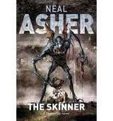 Pan Macmillan THE SKINNER (SPATTERJAY 1) - ASHER, N. cena od 169 Kč