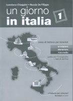 Bonacci Editore UN GIORNO IN ITALIA 1 GUIDA - CHIAPPINI, L., DE FILIPPO, N. cena od 290 Kč
