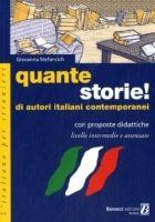 Bonacci Editore QUANTE STORIE! - STEFANCICH, G. cena od 416 Kč