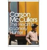 Penguin Group UK THE HEART IS A LONELY HUNTER - MCCULLERS, C. cena od 247 Kč