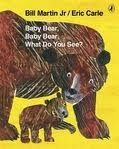 XXL obrazek Penguin Group UK BABY BEAR, BABY BEAR, WHAT DO YOU SEE? - CARLE, E., MARTIN, ...
