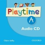 XXL obrazek OUP ELT PLAYTIME A CLASS AUDIO CD - SELBY, C., HARMER, S. (ill.)