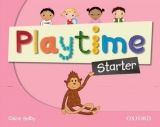 S. Harmer: Playtime Starter Course Book cena od 187 Kč