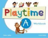 C. Selby, S. Harmer: Playtime A Workbook cena od 137 Kč