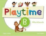 S. Harmer: Playtime B Workbook cena od 135 Kč