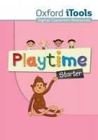 XXL obrazek OUP ELT PLAYTIME STARTER iTOOLS DVD-ROM - SELBY, C., HARMER, S. (ill...
