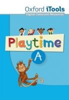 OUP ELT PLAYTIME A iTOOLS DVD-ROM - SELBY, C., HARMER, S. (ill.) cena od 1 223 Kč