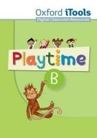 OUP ELT PLAYTIME B iTOOLS DVD-ROM - SELBY, C., HARMER, S. (ill.) cena od 1 285 Kč