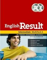 OUP ELT ENGLISH RESULT INTERMEDIATE MULTIPACK A - HANCOCK, P., MCDON... cena od 333 Kč