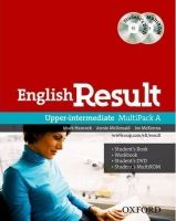 OUP ELT ENGLISH RESULT UPPER INTERMEDIATE MULTIPACK A - HANCOCK, P.,... cena od 350 Kč