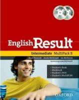 OUP ELT ENGLISH RESULT INTERMEDIATE MULTIPACK B - HANCOCK, P., MCDON... cena od 350 Kč
