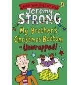 XXL obrazek Penguin Group UK MY BROTHER´S CHRISTMAS BOTTOM - UNWRAPPED! - STRONG, J.