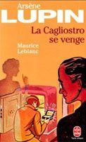 HACH-BEL LA CAGLIOSTRO SE VENGE - LEBLANC, M. cena od 145 Kč
