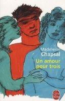 HACH-BEL UN AMOUR POUR TROIS - CHASPSAL, M. cena od 156 Kč