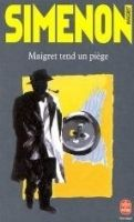 HACH-BEL MAIGRET TEND UN PIEGE - SIMENON, G. cena od 166 Kč