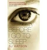 Transworld Publishers BEFORE I GO TO SLEEP - WATSON, S J cena od 176 Kč