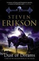 Transworld Publishers MALAZAN BOOK OF THE FALLEN 9: DUST OF DREAMS - ERIKSON, S. cena od 217 Kč