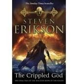 Transworld Publishers MALAZAN BOOK OF THE FALLEN 10: THE CRIPPLED GOD - ERIKSON, S... cena od 217 Kč