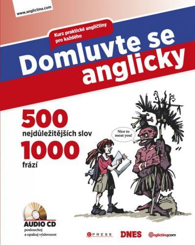 EDIKA Domluvte se anglicky-500 nejdůležitějších slov, 1000 frází -... cena od 36 Kč
