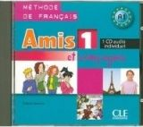 CLE international AMIS ET COMPAGNIE 1 CD INDIVIDUEL - COLETTE, S. cena od 148 Kč