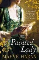 Pan Macmillan THE PAINTED LADY - HARAN, M. cena od 148 Kč