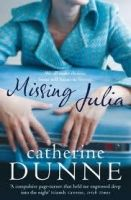 XXL obrazek Pan Macmillan MISSING JULIA - DUNNE, K.