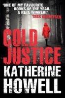 Pan Macmillan COLD JUSTICE - HOWELL, K. cena od 168 Kč