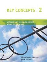 Heinle ELT KEY CONCEPTS 2: LISTENING, NOTE TAKING AND SPEAKING ACROSS T... cena od 496 Kč
