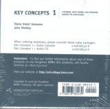 Heinle ELT KEY CONCEPTS 1: LISTENING, NOTE TAKING AND SPEAKING ACROSS T... cena od 403 Kč