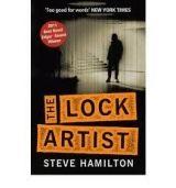 Orion Publishing Group THE LOCK ARTIST - HAMILTON, S. cena od 144 Kč