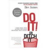 TBS DO IT! OR DITCH IT - JAMES, B. cena od 285 Kč