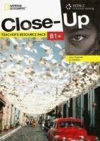 Heinle ELT CLOSE-UP B1+ TEACHER´S RESOURCE PACK - CHAPMAN, J., GARDINER... cena od 746 Kč