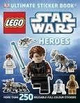 XXL obrazek Dorling Kindersley LEGO STAR WARS HEROES - DK