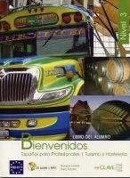 enClave ELE BIENVENIDOS 3 LIBRO DEL ALUMNO + CD AUDIO + MP3 (B2-C1) - VA... cena od 526 Kč