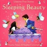 Usborne Publishing FIRST STORIES: SLEEPING BEAUTY - AMERY, H. cena od 123 Kč