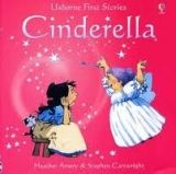Usborne Publishing FIRST STORIES: CINDERELLA - AMERY, H. cena od 133 Kč