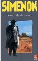 HACH-BEL MAIGRET CHEZ LE CORONER - SIMENON, G. cena od 161 Kč