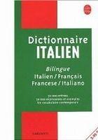 HACH-FLE DICTIONNAIRE ITALIEN BILINGUE cena od 133 Kč