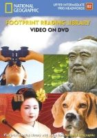 Heinle ELT part of Cengage Lea FOOTPRINT READERS LIBRARY Level 1900 VIDEO ON DVD - WARING, ... cena od 1 022 Kč