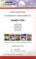 Heinle ELT part of Cengage Lea FOOTPRINT READERS LIBRARY Level 1000 AUDIO CDs - WARING, R. cena od 469 Kč