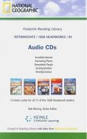 Heinle ELT part of Cengage Lea FOOTPRINT READERS LIBRARY Level 1600 AUDIO CDs - WARING, R. cena od 452 Kč