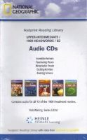 Heinle ELT part of Cengage Lea FOOTPRINT READERS LIBRARY Level 1900 AUDIO CDs - WARING, R. cena od 469 Kč
