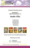 Heinle ELT part of Cengage Lea FOOTPRINT READERS LIBRARY Level 2600 AUDIO CDs - WARING, R. cena od 469 Kč